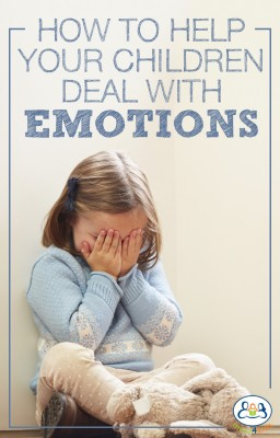 How to Help Your Children Deal with Their Emotions